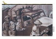Military Truck Street Art Carry-all Pouch