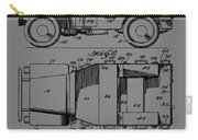 Military Vehicle Body Patent Drawing 1d Carry-all Pouch