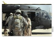 Military Working Dog Handlers Board Carry-all Pouch