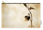 Milk Weed In A Bottle Carry-all Pouch