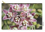 Milk Weed Vine Flowers Carry-all Pouch