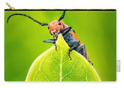 Milkweed Beetle Carry-all Pouch