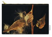 Milkweed Pods Carry-all Pouch