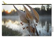 Milkweed Pods Seeds Carry-all Pouch