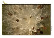 Milkweed Portrait Carry-all Pouch
