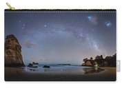 Milky Way At Cathedral Cove Carry-all Pouch