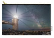 Milky Way Beacon Of Light Carry-all Pouch