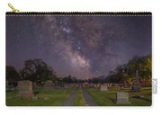 Milky Way Cemetery Carry-all Pouch