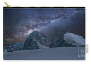 Milky Way On Italian Dolomites Carry-all Pouch