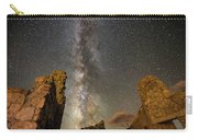Milky Way Over Crest House Carry-all Pouch