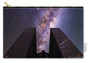 Milky Way Over New Technology Telescope Carry-all Pouch