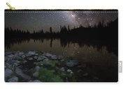 Milky Way Over Pass Lake Carry-all Pouch