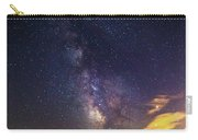 Milky Way Over The Boardwalk Carry-all Pouch