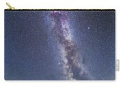 Milky Way Over The Columbia Icefields Carry-all Pouch