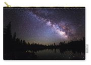 Milky Way Over The Lake Carry-all Pouch
