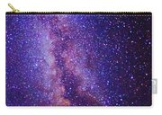 Milky Way Splendor Vertical Take Carry-all Pouch