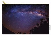 Milky Way Splendor Carry-all Pouch