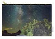 Milky Way White Sands Carry-all Pouch