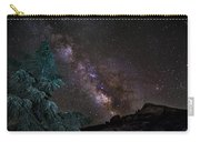 Milkyway At The Mountains Carry-all Pouch