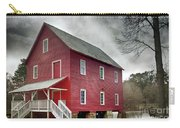Mill At Whitewater Cree Carry-all Pouch