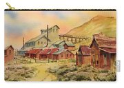 Mill Bodie Ghost Town California Carry-all Pouch