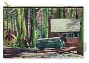 Mill Creek Camp Carry-all Pouch