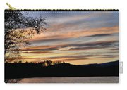 Mill Creek Lake Sun Set Carry-all Pouch
