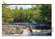 Mill Falls, Kejimkujik National Park, Nova Scotia Carry-all Pouch