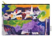 Mill Pond In Summer Carry-all Pouch