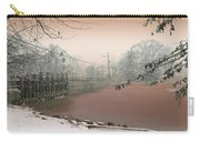 Mill Pond Snow Carry-all Pouch