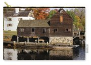 Mill Reflections Carry-all Pouch