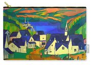 Mill Town, Quebec Carry-all Pouch