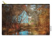 Mill - Walnford, Nj - Walnford Mill Carry-all Pouch