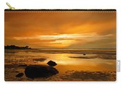 Mill Way Beach Sunset Carry-all Pouch