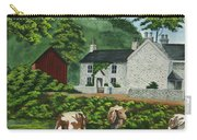 Milldale In Staffordshire Carry-all Pouch