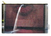 Millennium Park Fountain Chicago Carry-all Pouch
