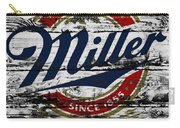 Miller Beer 5b Carry-all Pouch