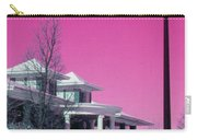 Miller Park Pavilion False Color Ir Number 1 Carry-all Pouch