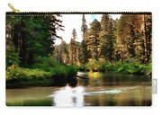 Millers Creek Painterly Carry-all Pouch