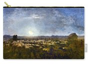 Millet: Sheep By Moonlight Carry-all Pouch