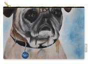 Millie The Pug 2016 Carry-all Pouch