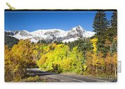 Million Dollar Highway Autumn Carry-all Pouch