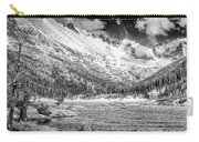 Mills Lake Monochrome Carry-all Pouch