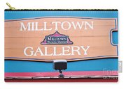 Milltown Gallery Carry-all Pouch