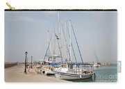 Milos Harbour On Agistri Carry-all Pouch