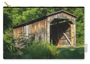 Milton Dye Covered Bridge  Carry-all Pouch