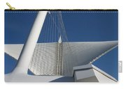 Milwaukee Art Museum Cropped Carry-all Pouch