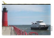 Milwaukee Harbor And Boat Carry-all Pouch