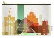 Milwaukee Skyline Color Carry-all Pouch