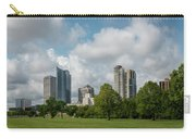 Milwaukee Skyline From Veterans Park 1 Carry-all Pouch